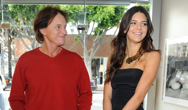 Kendall Jenner's 5th grade tribute to Bruce Jenner is even more moving and beautiful today: