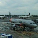 #Singapore #Changi Instagram by @ke_jp - Fly (to) Thai #changiairport #jetstar #singapore #シンガポール #新加坡 http://t.co/gwZ2G8COaI