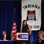 #Fever coach @swhitej2 presents @Catchin24 as @IndianaFever Silver Medal recipient & inductee in Indiana @HoopsHall. http://t.co/tU45irG23m