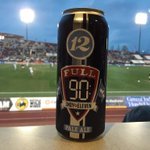 Enjoying a beer and a great view thanks to @tcctalk for the @IndyEleven suite tickets! http://t.co/EZ1gIdJqOl