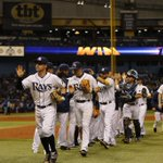 BALLGAME. High fives start now! #RaysUp http://t.co/2A5BypRvbd