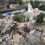 Terremoto en Nepal: reporteros y montañista peruanos están a salvo.► http://t.co/eywc0pyMZ0 http://t.co/H9Ndp0b3DA