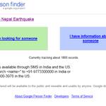 Google lanza un buscador para los desaparecidos en el terremoto de Nepal http://t.co/DncSy0XXkm via @elpais_inter http://t.co/41qKsSN1QU