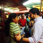 #25A Así fue nuestra visita por el mercado de #PLC, gran receptividad de los comerciantes http://t.co/umKW6p6K0Z http://t.co/PhuA3ZLX7R