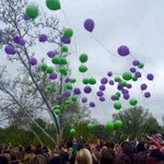 Earlier this evening, hundreds of students remembered IU senior Hannah Wilson with a touching memorial on campus. http://t.co/fxzWxTfxcV