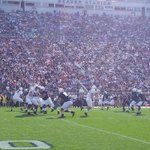 After a few more spring games today, @pennstatefball's 68,000 fans at #BlueWhite still stands #3 in the country. http://t.co/sPnlukn4L9