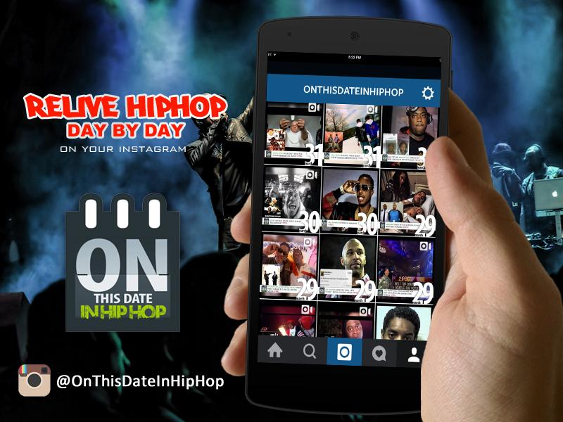 Relive #HipHop Moments On The Date That They Happened https://t.co/rqhTWU4BIj #OnThisDateInHipHop https://t.co/JcsqzRDIux