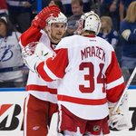 Mrazek... So hot right now... Mrazek ???????? #GoWings http://t.co/2Wigbx7p93