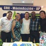 Ex-Glorias d nuestro fútbol también están @MaximAccion35AP, compartieron el onomástico d @marcelaguinaga @MashiRafael http://t.co/sBCKK2H3Ha