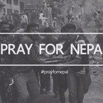 "Thoughts & prayers with Nepal & the Nepali people. #NepalEarthquake #PrayForNepal "" http://t.co/k7UPzKwQIK"