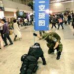 【悲報】在日米軍に指導された後に陸上自衛隊第一空挺団に指導される自宅警備隊 #ニコニコ超会議 http://t.co/DTGK4MNWvV