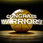 #BREAKING: The @Warriors have swept the Pelicans in the 1st-round playoff series. 109-98 Final http://t.co/57hktKqUN4 http://t.co/WOf0QNOrGk