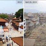 RT @cbfowler: Deeply saddened by Nepal's tragedy. Visit there was life changing. Wonderful people, astounding beauty. Devastating.