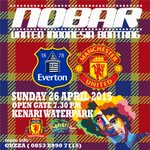 Jangan lupa buat Rekan2 Fans @ManUtd di @KotaBontangNet bisa dateng ke acara #NobarUIBTG yaaah.. info lengkap cek~> http://t.co/OHkhVCixiq