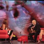 [VIDEO] #MagalyL Adamo En La Luna y habla sobre su video con Olinda Castañeda --> http://t.co/Q5kBurLpMJ http://t.co/gUOMNEO3ON