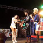 All of 10k! I-Shawna, definitely topped Skattas 5k to Ffrench. #MKQ8 #MagnumKingsandQueens http://t.co/Pk2AT0QjaZ