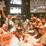 ????????????Shout out #GrizzNation at the Official Grizzlies BudLight Watch Party out @BWWings http://t.co/uBOzf3ZtOt