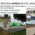 @lala_c4 @RLoyolaVera Qué arregle el desastre que hizo en @coloniaensueo Puras tranzas @LuCeQro Usted lo arreglará? http://t.co/nyKcqmjULq