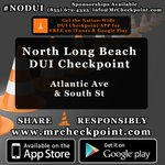 http://t.co/HFiJq2suPf NOW #LosAngeles DUI Checkpoint North #LongBeach Atlantic Ave & South St #NODUI #LA #SoCal http://t.co/in5mZ5IscG