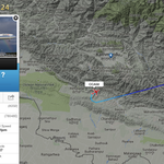 The China International Search and Rescue Team is almost to Kathmandu. #NepalEarthquake http://t.co/xiIJZhakzz http://t.co/4e3KpWUSDX