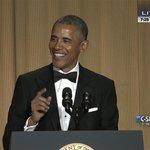 President Obama complete remarks at #WHCD #WHCD2015 https://t.co/eGGkA3wi7H #NerdProm http://t.co/zGPav6mNOG