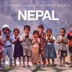 Its Sunday. Lets take time to pray for the people of Nepal. #PrayForNepal http://t.co/xTykkDNpYX