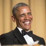 The funniest lines in President Obama's #WHCD dinner speech http://t.co/KRcZQIgGDP http://t.co/38wILJLI2k