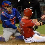 Final: Angels defeat Rangers 4-1. Read up on all of our Josh Hamilton coverage here. http://t.co/ug32urXydM http://t.co/T2ctjP8woP