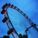 #Singapore Flyer Instagram by @envelops - Up in the air #singapore #flyer http://t.co/VswB9iVmH2