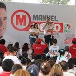 #PRI2015 Compromete @Manuel_Pozo construir una alberca en Carrillo Puerto. http://t.co/4iVUzkkMJR http://t.co/rLFGWAt0cZ
