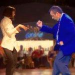 Tomás Boy se la mata a John Travolta. http://t.co/HcwX0xfoZ2