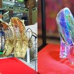 映画『シンデレラ』の衣装やガラスの靴を展示、GWに伊勢丹新宿や銀座三越など全国9店舗で開催中 - http://t.co/KuronV0ZSV http://t.co/nxWH2QBO27