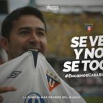 """Cuando @BarcelonaSCweb soñó con @TacaBielerSKC """"Se ve y no se toca"""" #EnciendeCasaBlanca #viveLIGA #LaCamisetaSagrada http://t.co/qDv3WHL2eL"""