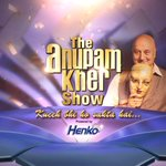 Thank you @ColorsTV & @rajcheerfull for another season of #TheAnupamKherShow. Let's share more inspiring stories.:)