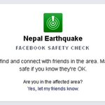 Looking for loved ones following #NepalQuake? @Google and @Facebook have tools to help http://t.co/fqk5UW06DD http://t.co/JArsMhjbR8
