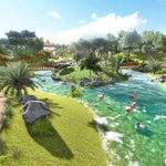 #Dubai Safari Park project is 30% complete and expected to open in the third quarter of 2016 http://t.co/QbdC0KprJB