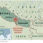 #NepalEarthquake: 65 mountaineers may have died at the Everest base camp, says Army http://t.co/PPTsoXQQad #Nepal http://t.co/OhBTk8lTIp