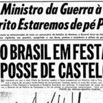 Vamos desmascarar a Globo, que hoje se faz vítima do golpe. Os tempos da sem-vergonhice acabaram. #GloboGolpista50 http://t.co/5d7rrlp5zy