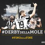 Il #DerbyDellaMole non è una partita come le altre. Compatti, bianconeri. http://t.co/8lrtHJD2RV