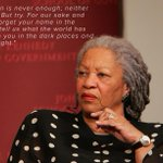 10 powerful Toni Morrison quotes on race, love and life http://t.co/12plg0C9wE http://t.co/7agYiRkdcf
