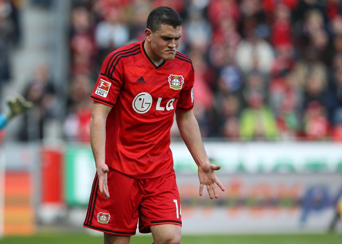 Leverkusen muss auf Kyriakos Papadopoulos verzichten. Der Grieche kugelte sich gestern die Schulter aus. #ssnhd
