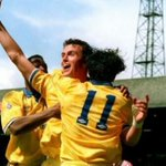 23 years ago today, Leeds beat Sheffield United 3-2 at Bramall Lane to claim the First Division Title #lufc #mot http://t.co/4PaIBxAjcE
