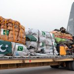 #NepalQuakeRelief: To #Nepal with best wishes from #Pakistan ... #PakStandsWithNepal #NepalEarthquake http://t.co/BcUiRo7Ejb