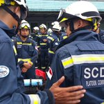 SCDF Operation Lionheart Contingent is now preparing for their mission to Kathmandu. http://t.co/spVzWyMxEN