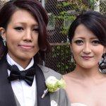 【東京レインボープライド2015】同性カップルが公開結婚式「パートナーシップ条例は私たちに必要不可欠」 http://t.co/zCRfKHGZ4M http://t.co/WgsukxNxyd