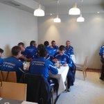 Nuevo reto para @ualmeria. Los chicos de VOLEIBOL ya están en León para disputar el Cto España Univ #CEUVoleibol2015 http://t.co/x18OY7zkzD