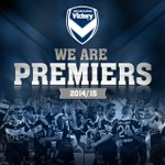 Thank you, #MVFC members & fans, for your support in 2014/15. We are Premiers! Bring on #ALeagueFinals! #10YearsProud http://t.co/ivY8hKmLhP