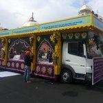 Weve landed. #nagarkirtan #Vaisakhi #Birmingham @officialCSGB @NishkamCentre @bbcmtd @sandwellcouncil @brumpolice http://t.co/g2umXxoLMQ
