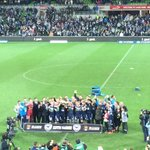 Champions of the @ALeague ! Incredible performance tonight from @gomvfc Thoroughly deserved. #MVCvCCM http://t.co/zxKPm4UC4W