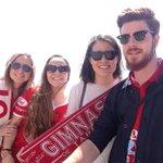 Després dun bon esmorzar i tocar Ferro cap al Nou Estadi a pel Fideua de @NasticPriorat ! #canguelo #6granes #Nàstic http://t.co/5ftnOkQeKd